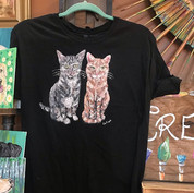 I'll paint your pets on clothing! 🎨🖌🐾