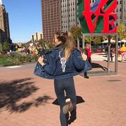 Loveeeee me some Philly! ❤️ Had a fun li