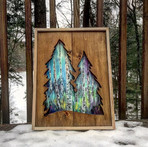 New Perspectives: Birches in the Pines ?