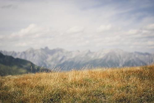 "Leinwand ""Mountain Top"" Format 45x30"