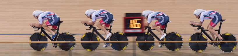 GB mens pursuit team