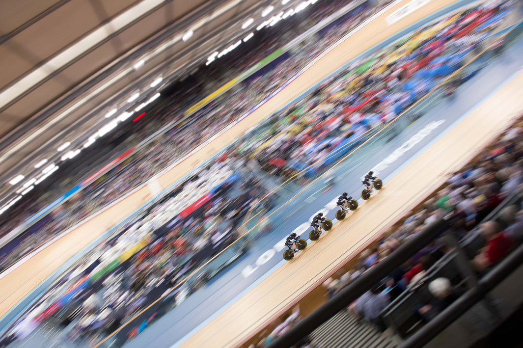 NZ men at UCI World Championships