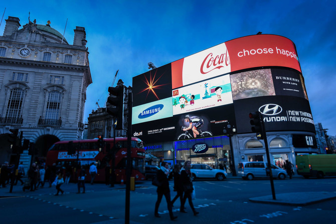 Dassi at Piccadilly Circus