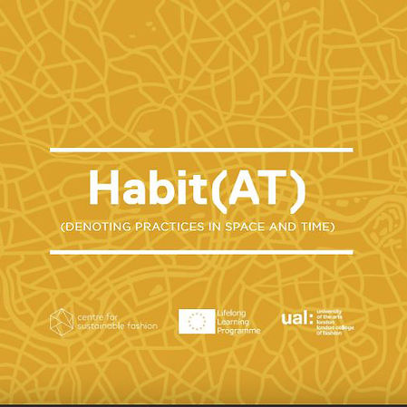 Habit(AT) – Denoting Practices in Space and Time (Archive Text)