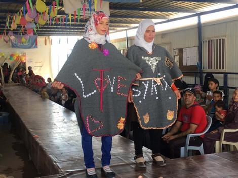 The Za'atari LOVECOATS