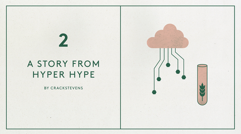 Fashion Futures 2030 Scenario 2 – A story from Hyper Hype