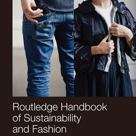 The Handbook of Sustainability and Fashion