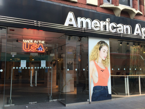 What Happened to American Apparel?