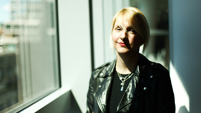 Portrait of Ingrid Rautemberg