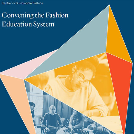 Convening the Fashion Education System