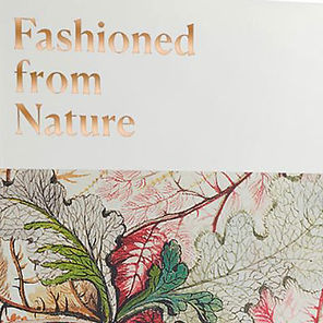V&A – Fashioned From Nature