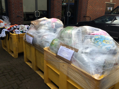 International Recycling Day: Clothes Well Lived Project