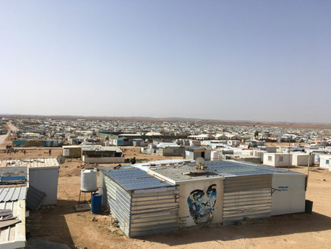 Za'atari Refugee Camp: Unknowing and Uncertainty