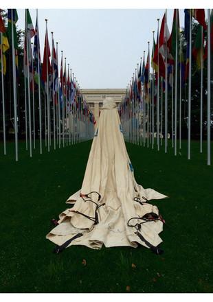 Dress worn at the UN Geneva