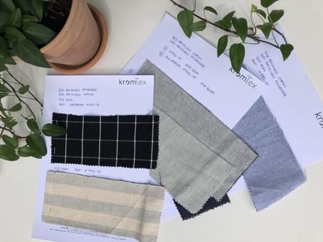 Is sustainable textile production only available in knitted fabrics?