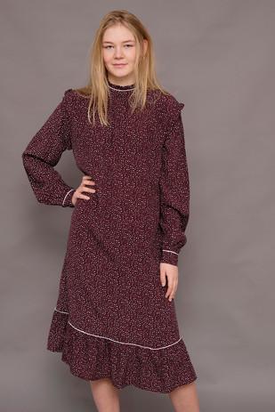 Liva-eco viscose dress