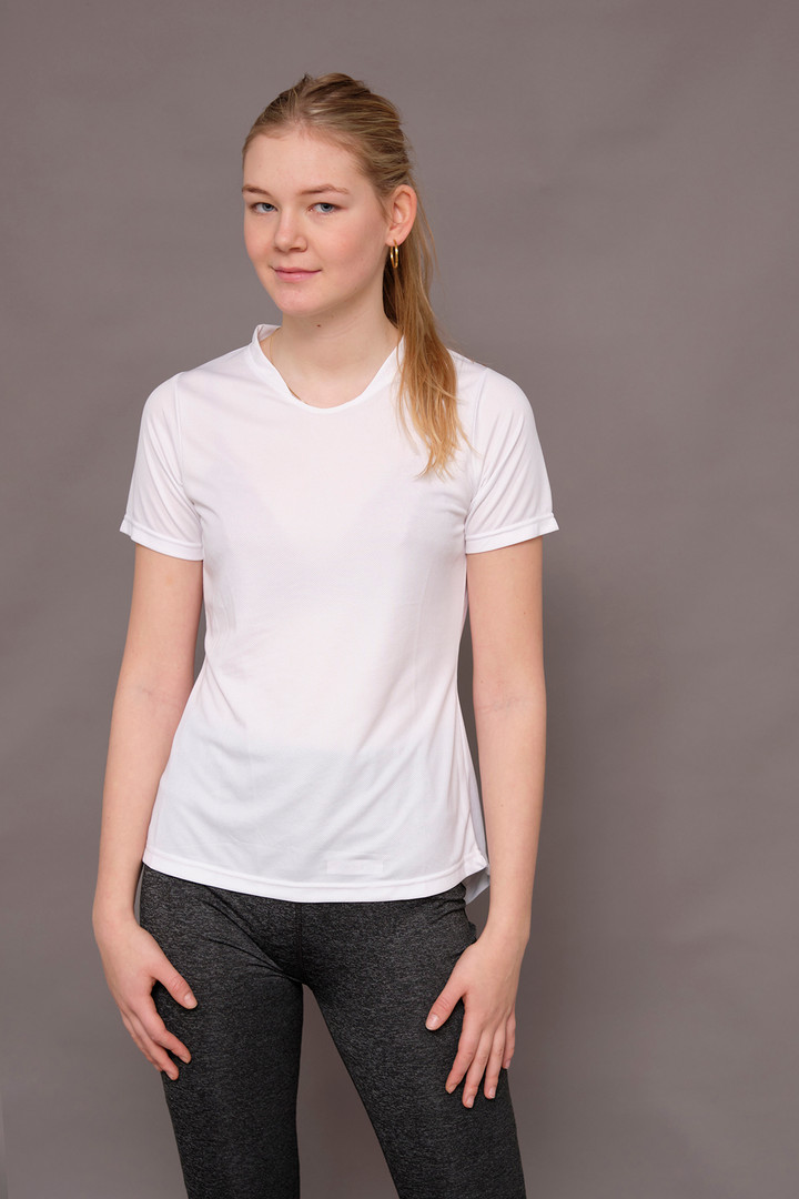Recycled polyester T-shirt