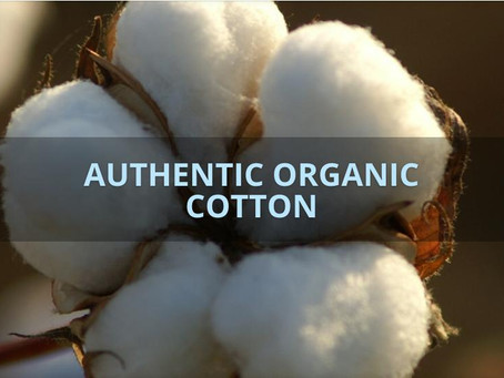 Have you ever heard of authentic organic Indian cotton?