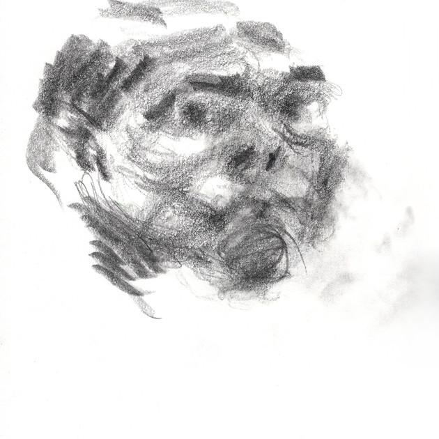 Reflected Self-Portrait III