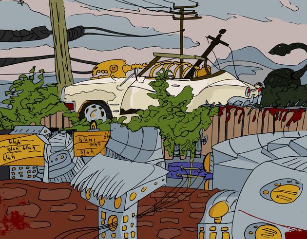 Junkyard City