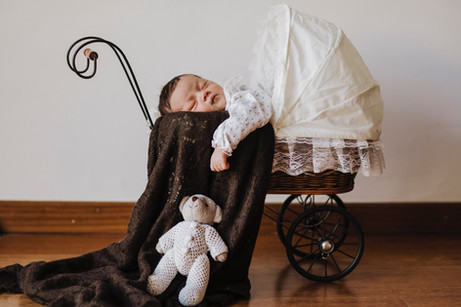 Reportatge newborn a Barcelona