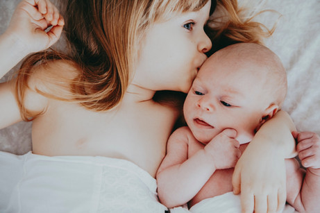 Reportatge newborn a Terrassa