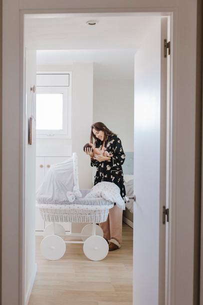 Reportatge newborn Terrassa