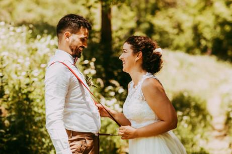 Reportatge de boda camp