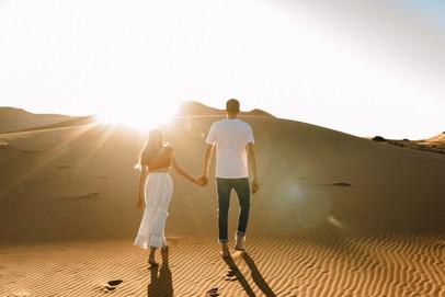 Reportaje pareja Marruecos