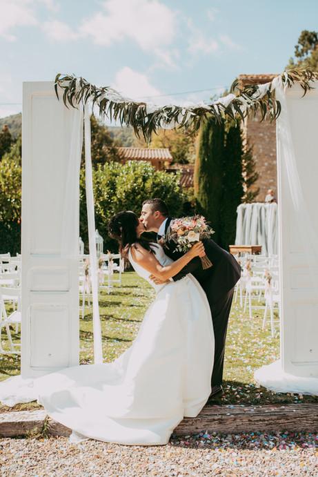 Reportatge de boda Berga