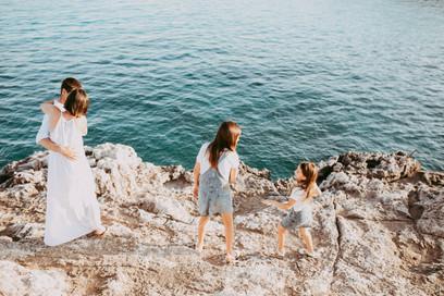 Reportatge familiar Menorca