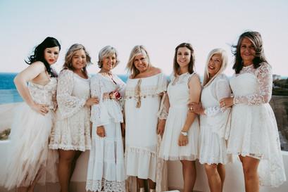 Reportatge de boda platja