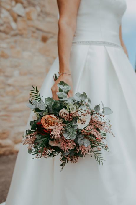 Reportatge de boda Estany Clar