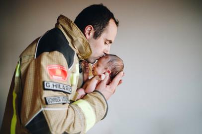 Reportatge newborn a La Cerdanya