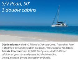 S/V Pearl