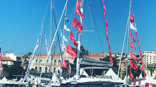 Cannes Yachting Festival and me.