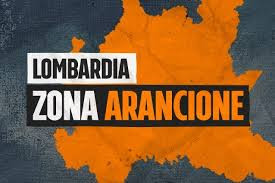 COVID-19 : La Lombardia è zona arancione. Ecco cosa cambia