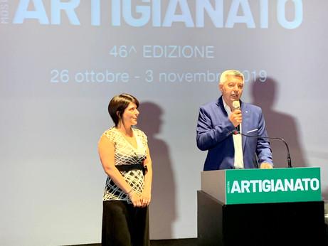 COMO/LECCO - 46^ Mostra Artigianato 2019 a Lariofiere. Anteprima delle novità 2019 presentate alla s