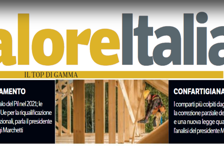 MEDIA – A 'Valore Italia': Innovazione, territorialità, fare rete per uscire dalla bufera Covid
