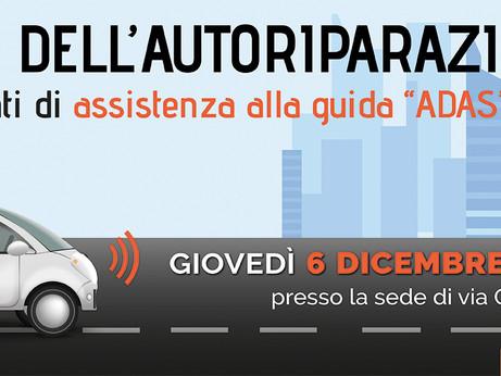 BRESCIA: Seminario – Il futuro dell'autoriparazione: i sistemi avanzati di assistenza alla guida ADA
