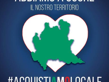 #ACQUISTIAMOLOCALE – Ripartire dal Made in Italy valorizzando le imprese del territorio