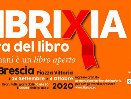 BRESCIA - Torna Librixia 2020 dal 26 settembre al 4 ottobre – Brescia  Piazza Vittoria