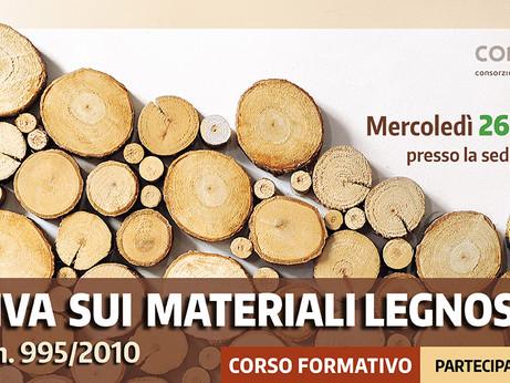BRESCIA - Legno e arredo: seminario sulla normativa dei materiali legnosi importati. 26 Giugno, ore