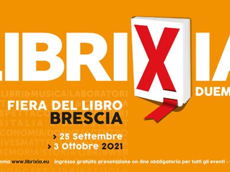 BRESCIA - Torna Librixia, la Fiera del Libro di Brescia