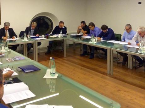 SONDRIO: Il Sindaco Marco Scaramellini e la Giunta a confronto con la Sezione di Sondrio