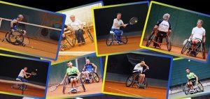 LOMELLINA - Cinque giorni di grande tennis in carrozzina: «Questo sport è un orgoglio anche per le i