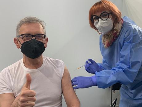 VACCINI - Appello del Presidente Massetti a vaccinarsi ed accelerare la vaccinazione di massa