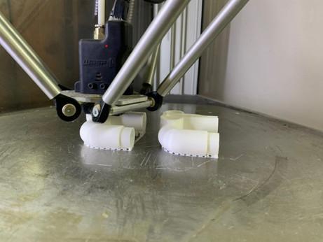"""VARESE - Il Faberlab aiuta agli ospedali: """"Facciamo valvole in 3D: la tecnologia scrive il futu"""