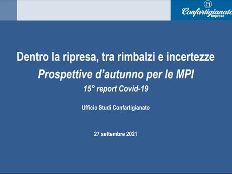 OSSERVATORIO MPI -  Focus Lombardia 15° Report Covid 19
