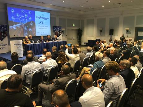 """CONVENTION CONFARTIGIANATO TRASPORTI -  Il Ministro Toninelli: """"Sì a patto per autotrasporto sicuro,"""